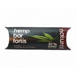 hemp bar fotis - natural 50 g